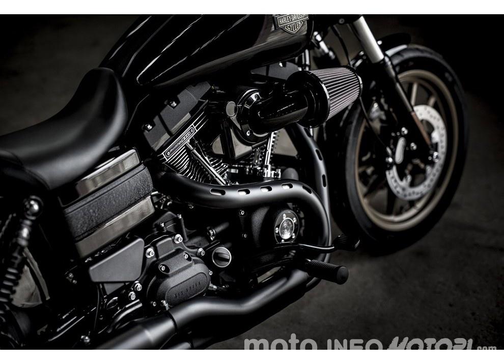 Harley Davidson Low Rider S: una cruiser con prestazioni al limite - Foto 5 di 16