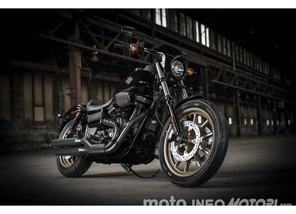 Harley Davidson Low Rider S: una cruiser con prestazioni al limite - Foto 1 di 16