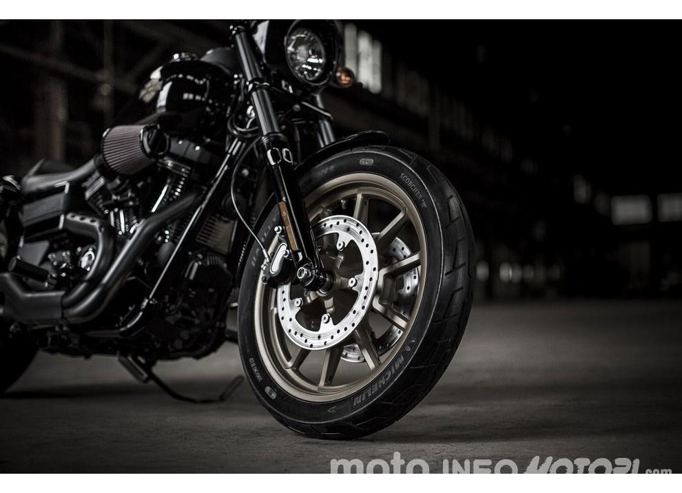 Harley Davidson Low Rider S: una cruiser con prestazioni al limite - Foto 16 di 16