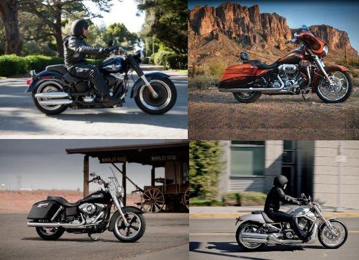 Harley Davidson: Open Day nel week end del 24 e 25 settembre
