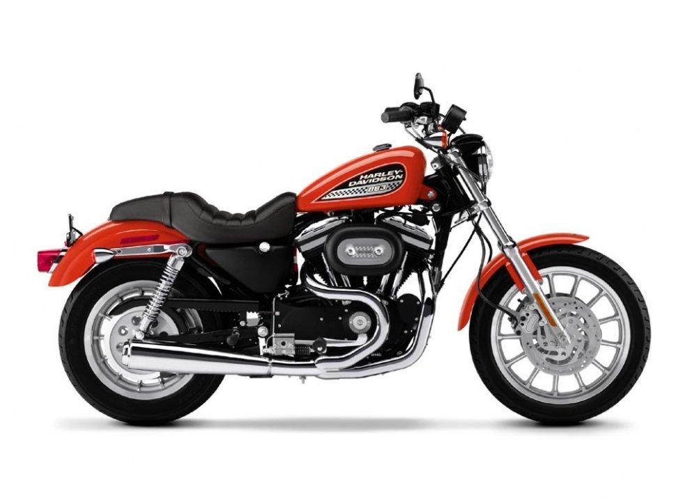 Harley Davidson Sportster. - Foto 3 di 6