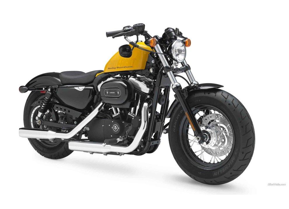Harley Davidson Sportster. - Foto 5 di 6