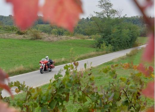 Harley-Davidson Electra Glide Ultra classic: prova su strada - Foto 6 di 33