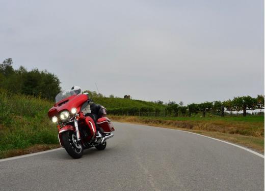 Harley-Davidson Electra Glide Ultra classic: prova su strada - Foto 8 di 33