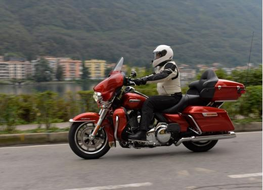 Harley-Davidson Electra Glide Ultra classic: prova su strada - Foto 16 di 33