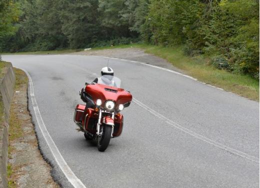Harley-Davidson Electra Glide Ultra classic: prova su strada - Foto 24 di 33