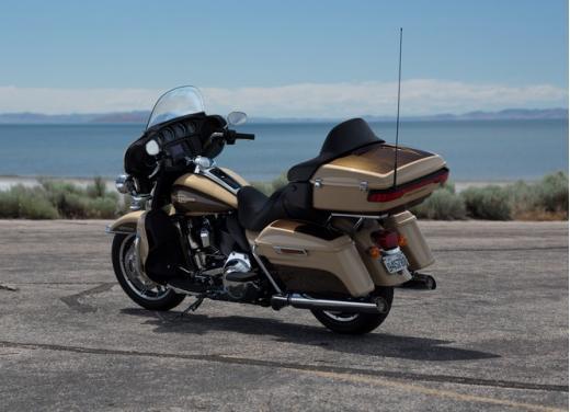 Harley-Davidson Electra Glide Ultra classic: prova su strada - Foto 27 di 33