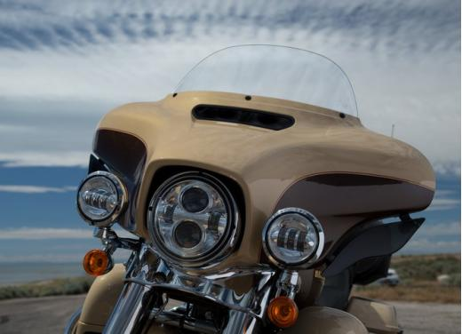 Harley-Davidson Electra Glide Ultra classic: prova su strada - Foto 29 di 33