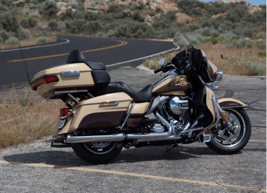 Harley-Davidson Electra Glide Ultra classic: prova su strada - Foto 32 di 33