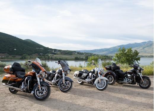 Harley-Davidson Electra Glide Ultra classic: prova su strada - Foto 33 di 33