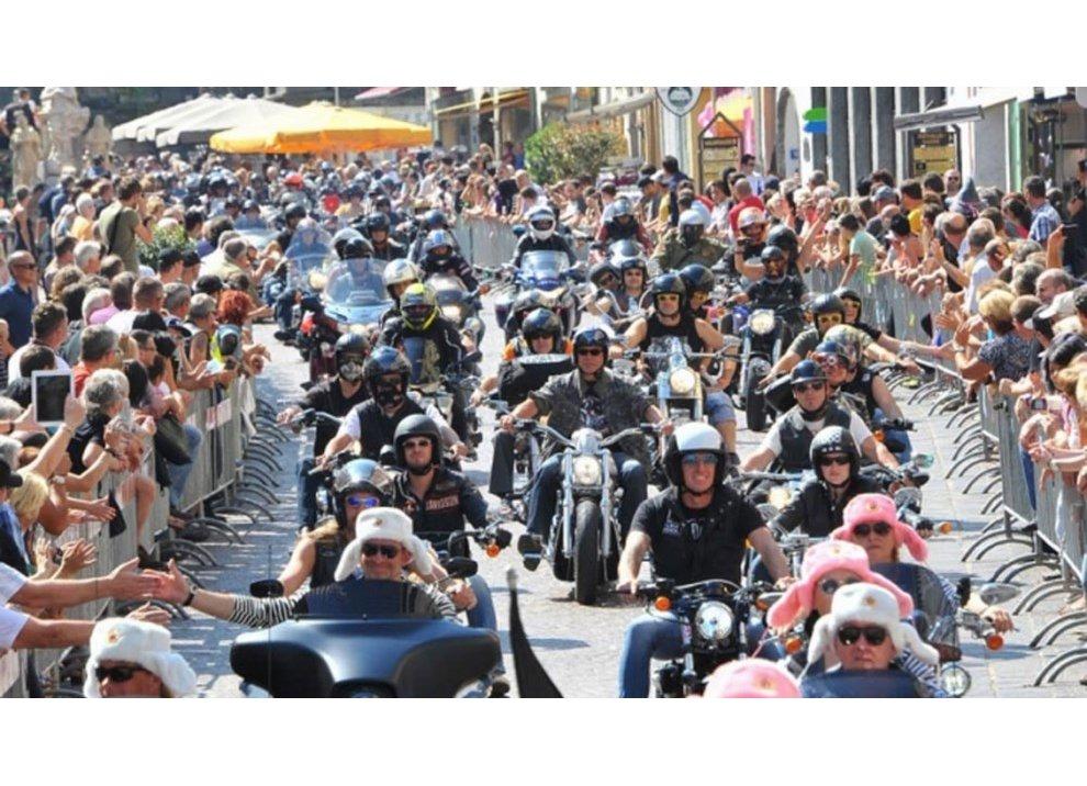 Harley-Davidson in Andalusia per il 24° H.O.G. European Rally - Foto 2 di 4