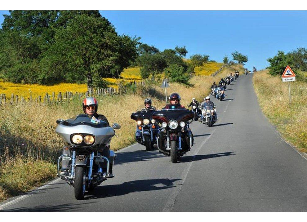 Harley-Davidson in Andalusia per il 24° H.O.G. European Rally - Foto 1 di 4