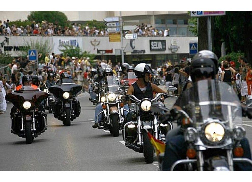 Harley-Davidson in Andalusia per il 24° H.O.G. European Rally - Foto 4 di 4