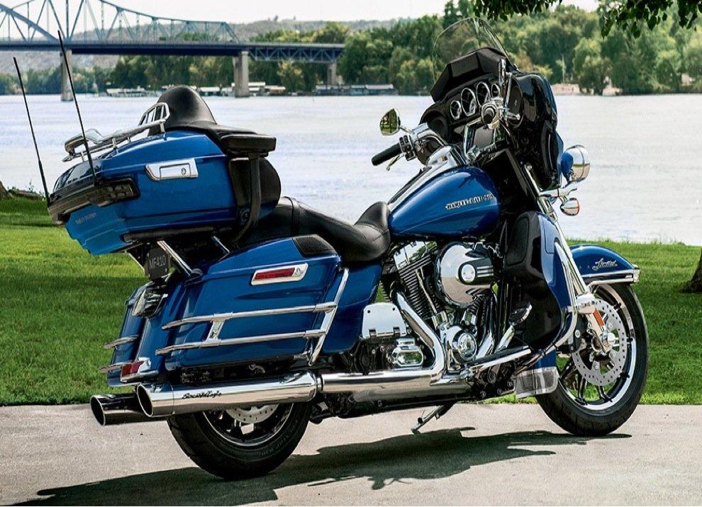 Harley-Davidson lancia il Discover More Tour 2015 - Foto 3 di 8