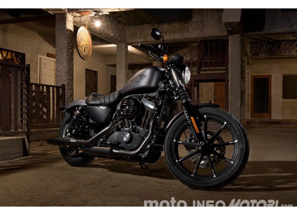Harley-Davidson Sportster Iron 883 2016 - Foto 4 di 17