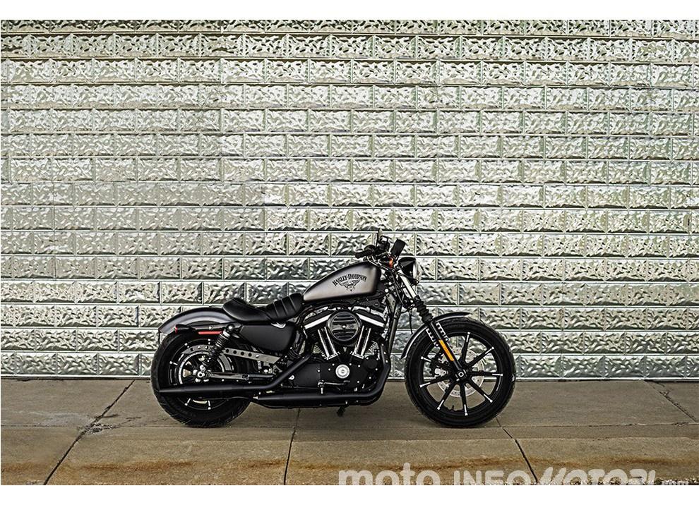 Harley-Davidson Sportster Iron 883 2016 - Foto 2 di 17