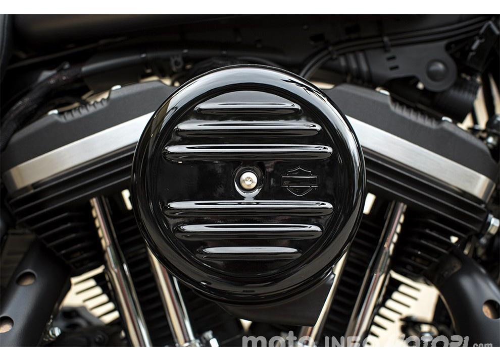 Harley-Davidson Sportster Iron 883 2016 - Foto 13 di 17