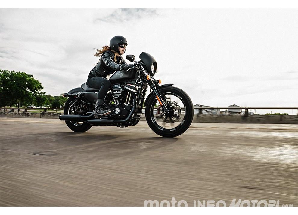 Harley-Davidson Sportster Iron 883 2016 - Foto 15 di 17