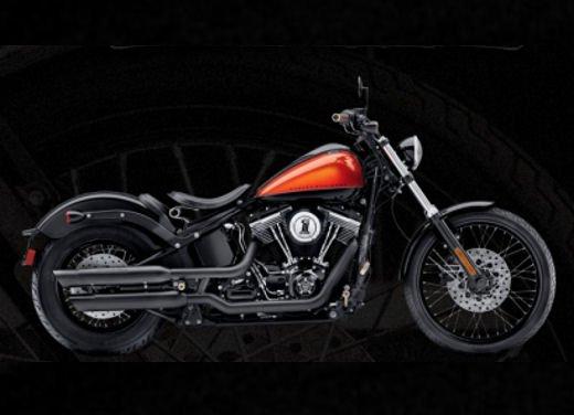 Harley Davidson Blackline - Foto 16 di 19