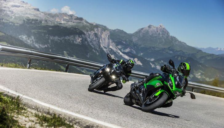 Nuova Kawasaki Z1000SX 2017: la moto da tutto e per tutto - Foto 11 di 15