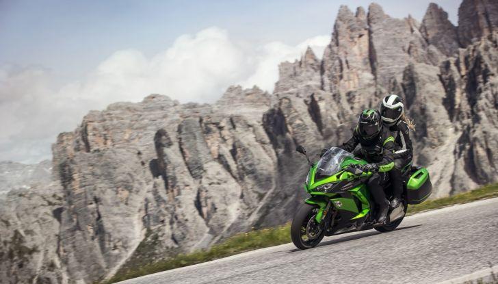 Nuova Kawasaki Z1000SX 2017: la moto da tutto e per tutto - Foto 14 di 15