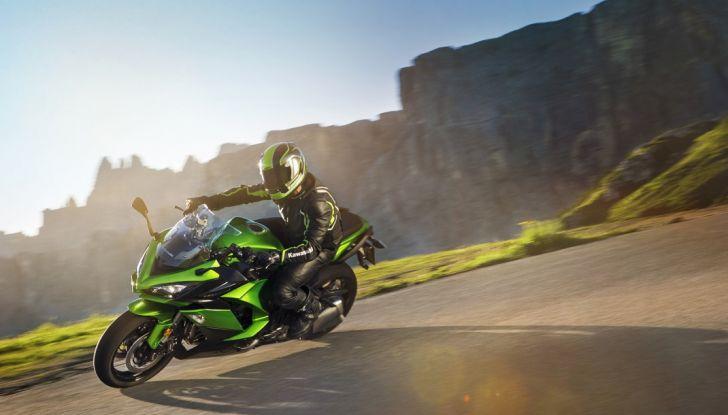 Nuova Kawasaki Z1000SX 2017: la moto da tutto e per tutto - Foto 15 di 15