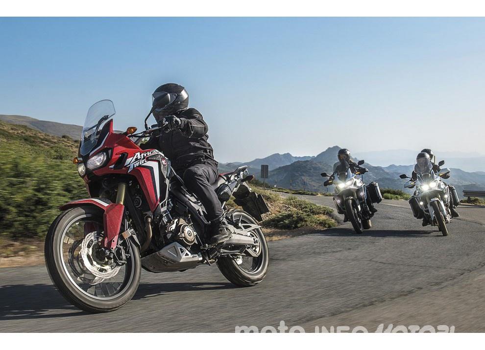 Honda Africa Twin: porte aperte e demo ride dal 18 al 23 gennaio - Foto 6 di 8