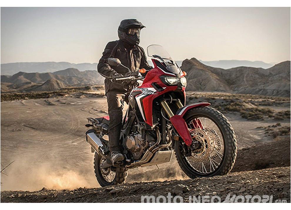 Honda Africa Twin: porte aperte e demo ride dal 18 al 23 gennaio - Foto 8 di 8