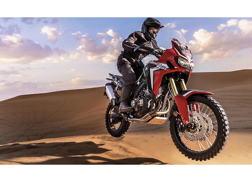 Honda Africa Twin: porte aperte e demo ride dal 18 al 23 gennaio - Foto 4 di 8