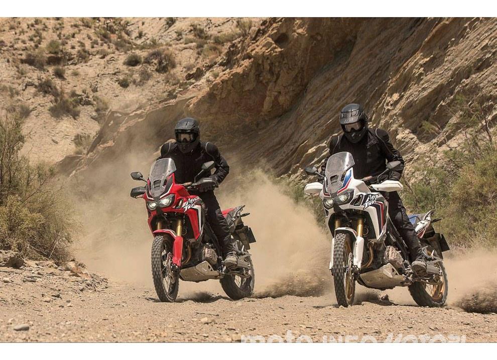 Honda Africa Twin: porte aperte e demo ride dal 18 al 23 gennaio - Foto 3 di 8