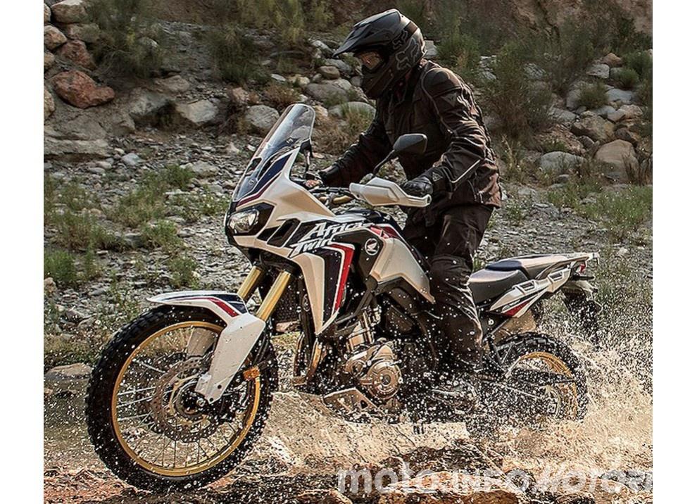 Honda Africa Twin: porte aperte e demo ride dal 18 al 23 gennaio - Foto 1 di 8