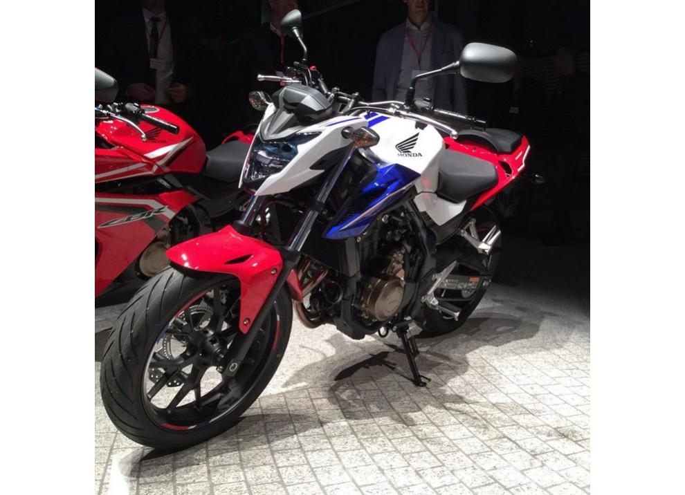 Honda CB 500 F - Foto  di