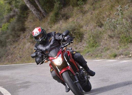 Honda CB 500 F e Honda CBR 500 R test ride - Foto 13 di 21