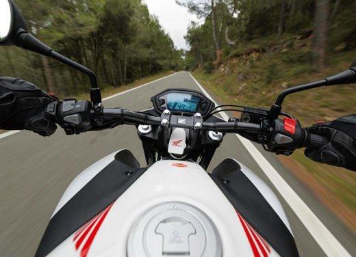 Honda CB 500 F e Honda CBR 500 R test ride - Foto 14 di 21