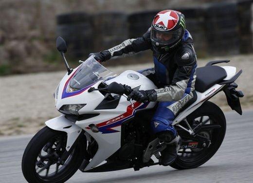 Honda CB 500 F e Honda CBR 500 R test ride - Foto 15 di 21