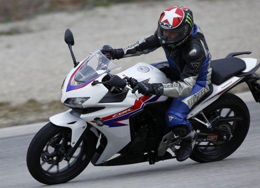 Honda CB 500 F e Honda CBR 500 R test ride - Foto 16 di 21