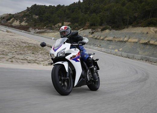 Honda CB 500 F e Honda CBR 500 R test ride - Foto 17 di 21