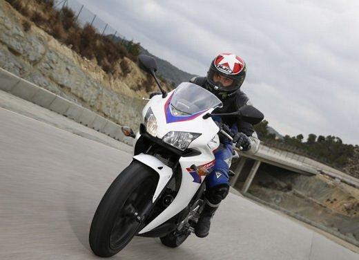 Honda CB 500 F e Honda CBR 500 R test ride - Foto 18 di 21