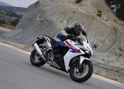Honda CB 500 F e Honda CBR 500 R test ride - Foto 19 di 21