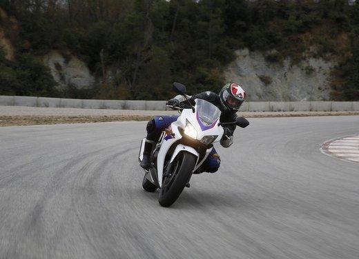 Honda CB 500 F e Honda CBR 500 R test ride - Foto 2 di 21