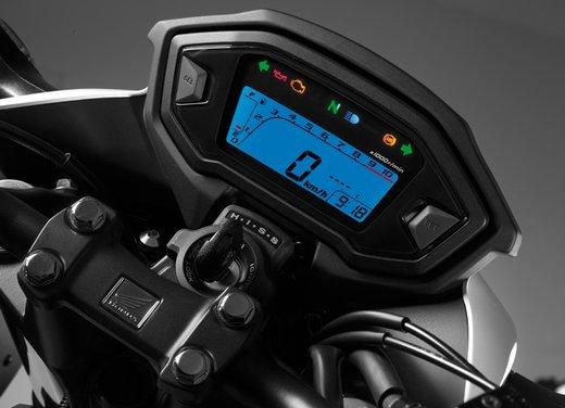 Honda CB 500 F e Honda CBR 500 R test ride - Foto 3 di 21