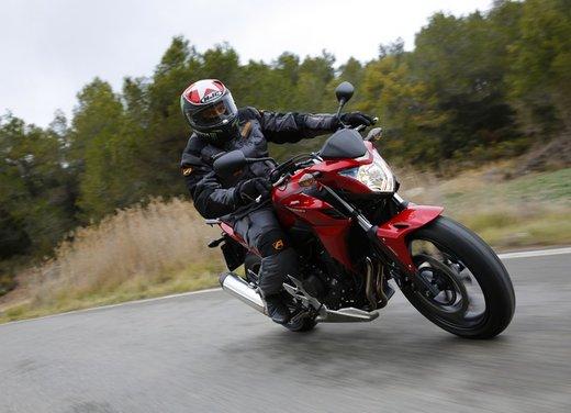 Honda CB 500 F e Honda CBR 500 R test ride - Foto 5 di 21