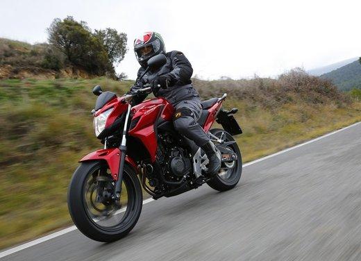 Honda CB 500 F e Honda CBR 500 R test ride - Foto 6 di 21