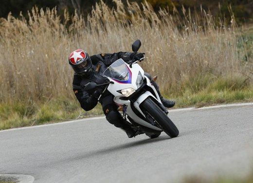 Honda CB 500 F e Honda CBR 500 R test ride - Foto 7 di 21