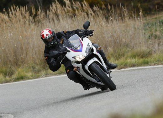 Honda CB 500 F e Honda CBR 500 R test ride - Foto 8 di 21