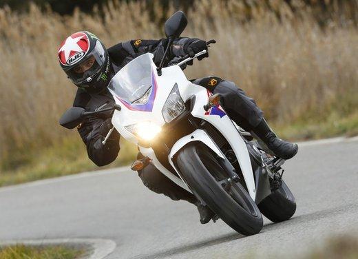 Honda CB 500 F e Honda CBR 500 R test ride - Foto 9 di 21
