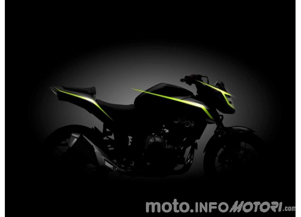 Honda CB500F 2016, ad EICMA 2015 si presenta nuova - Foto 2 di 2