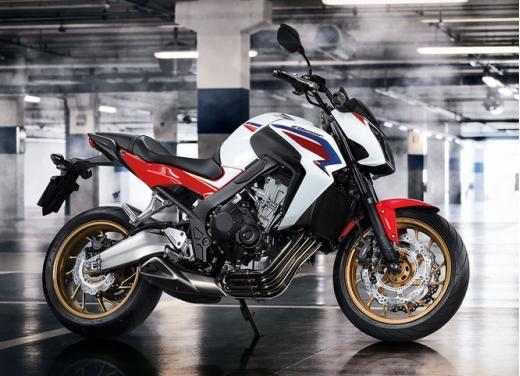 Honda CB650F - Foto 2 di 14