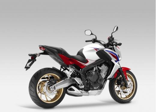 Honda CB650F - Foto 8 di 14