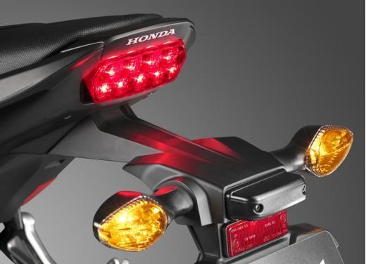 Honda CB650F - Foto 12 di 14